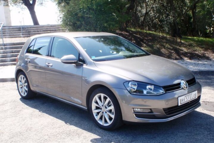 Volkswagen Golf 1.6 TDI - Highline  DSG